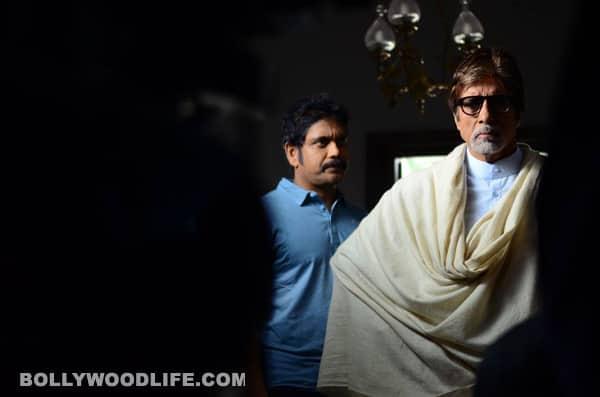 Amitabh Bachchan Kalyan Jewellers ad with Manju Warrier, Nagarjuna, Prabhu Ganesan and Shivaraj Kumar