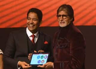 Amitabh Bachchan launched kids' learning tool Robomate+ on Sunday!