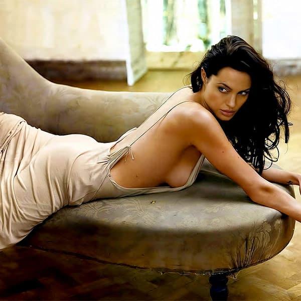 Angelina Jolie'S Sexy 53