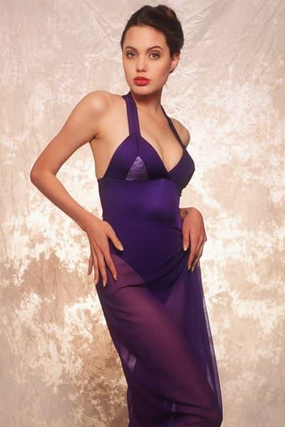 Angelina Jolie und Bikini