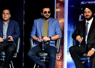 Anil Kapoor with CEO Colors at poster launch of '24' season 2