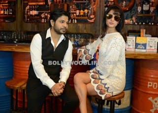 Ankit Tiwari and Sonal Chauhan launch 'Badtameez' song, see pics!