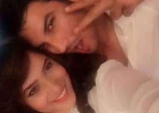 Ankita Lokhande and Sushant Singh Rajput's perfect selfie