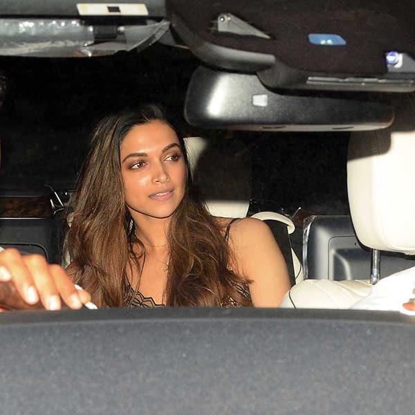 Another glimpse of the beautiful Deepika Padukone during Befikre screening
