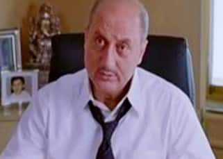 Anupam Kher  as a responsible father in 'Wake Up Sid'
