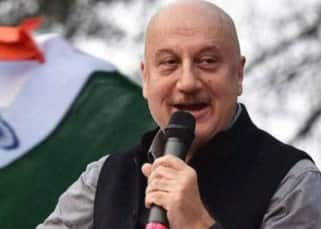 Anupam Kher hits out at media during JNU lecture