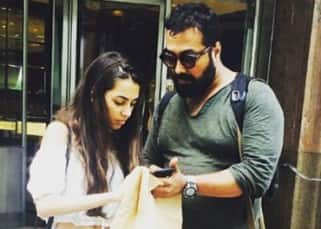 Anurag Kashyap is having a perfect holiday with daughter Aaliyah Kashyap in New York, see pics!
