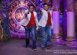 Archana Puran Singh, Minissha Lamba, Arbaaz Khan at Comedy Nights Bachao Taaza celebrity judges special