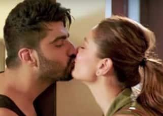 Arjun Kapoor and Kareena Kapoor's kiss from 'Ki & Ka'