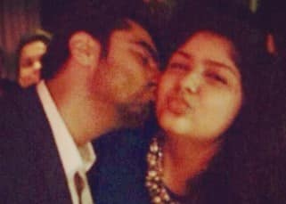 Arjun Kapoor clicked with sister Anshula Kapoor