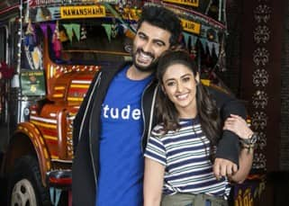 Arjun Kapoor, Ileana D'Cruz and Athiya Shetty are busy prepping up for Mubarakan