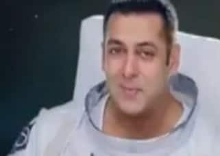 Astronaut Salman Khan's still from promo of Bigg Boss 10