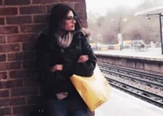 Athiya Shetty holidays in London