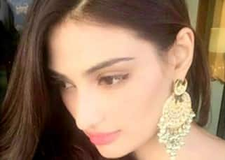 Athiya Shetty in her stylish outfit of the day