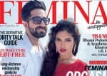 Ayushmann Khurrana and Bhumi Pednekar sizzle on cover of Femina magazine