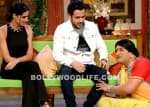 Azhar Promotion: Emraan Hashmi and Nargis Fakhri on sets of Comedy Nights Live, see pics!