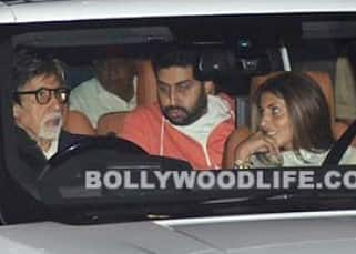 Bachchan family back from 63rd National Film Awards ceremony