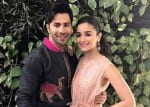 Badrinath Ki Dulhania: Alia Bhatt and Varun Dhawan's Jaipur promotions was all about 'hugs and kisses'