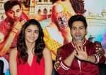 Badrinath Ki Dulhania: Varun Dhawan and Alia Bhatt hit the capital to promote their romcom