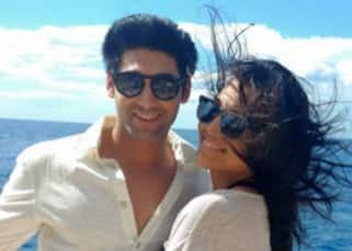 Balika Vadhu actor Ruslaan Mumtaz's vacation with wife Nirali is filled with PDA moments!