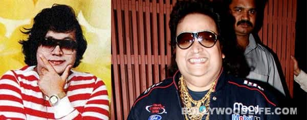 Bappi Lahiri is a charmer!