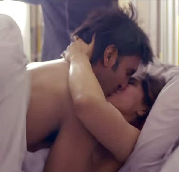 Befikre trailer seems to be a kissathon between Ranveer Singh and Vaani Kapoor.