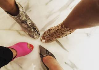 BFF alert: Kareena Kapoor Khan, Karisma, Malaika Arora Khan and Amrita had a wacky Wednesday, here's proof!