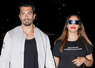 Bipasha Basu and hubby Karan Singh Grover return from their Australia holiday
