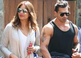 Bipasha Basu and Karan Singh Grover make a stylish pair - view pics