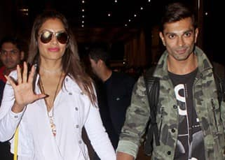 Bipasha Basu and Karan Singh Grover return from their second honeymoon and look SUPER REFRESHED!