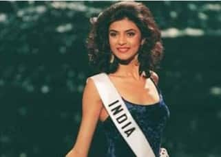 Birthday girl Sushmita Sen's unseen pictures