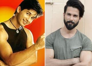 Birthday Special: Shahid Kapoor's transformation from Ishq Vishk to Padmavati will leave you stunned