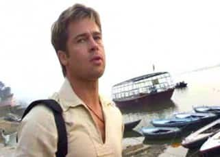 Brad Pitt spotted holidaying in Varanasi