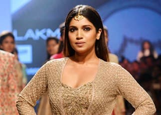 Check out how Bhumi Pednekar spilled grandeur on the ramp of Lakme Fashion Week Day 3