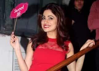 Check out pics of Shamita Shetty's crazy birthday bash