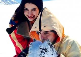 Check out Prachi Desai's Manali vacation pics