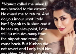 Chitrangada Singh's statement on forced sex scene