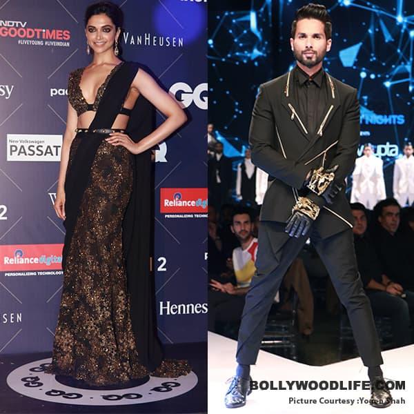 Deepika Padukone cheers for Padmavati co-star Shahid ...