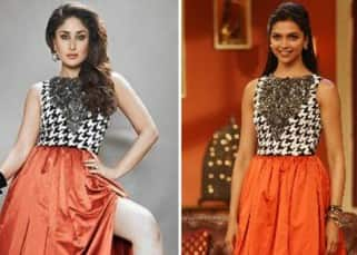 Deepika Padukone dresses: 5 times she copied Kareena Kapoor Khan, Katrina Kaif and Shraddha Kapoor