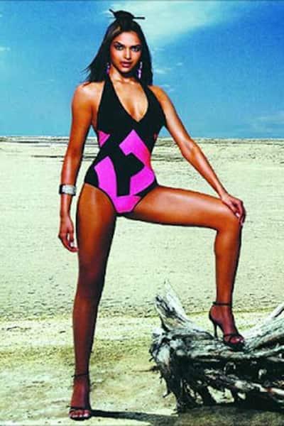 Deepika padukone bikini photo shoot