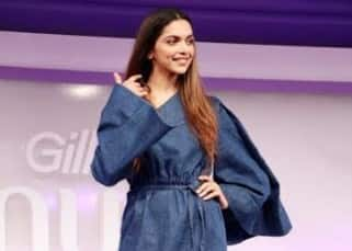 Deepika Padukone is summer-ready, looks lovely in a denim dress - check out pics