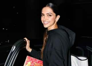 Deepika Padukone is working too hard for her role in Padmavati – proof in pictures