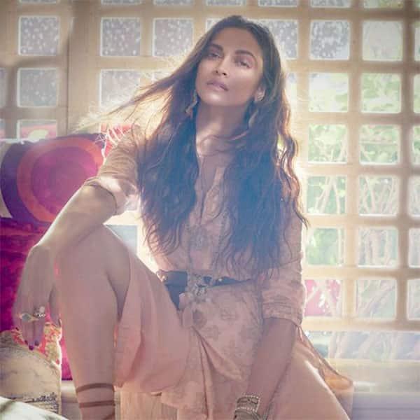 Deepika Padukone looks like a Goddess in this photoshoot