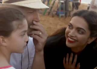 Deepika Padukone shares FUN pictures from behind the scenes of 'XXX: The Return of Xander Cage'