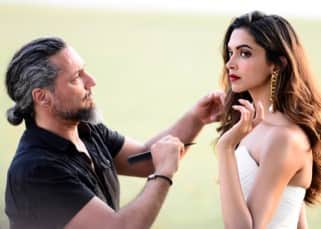 Deepika Padukone shoots for Lodha real estate, see pics!