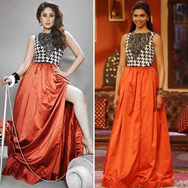 http://st1.bollywoodlife.com/wp-content/uploads/photos/deepika-padukone-spotted-in-the-same-attire-as-kareena-kapoor-khan-201701-884953.jpg Deepika Padukone And Kareena Kapoor Same Dress