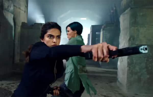 6 hot action-packed stills of Deepika Padukone from xXx: Return of Xander  Cage trailer