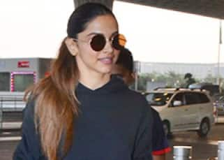 Deepika Padukone's latest airport look will make you wonder what's wrong with her