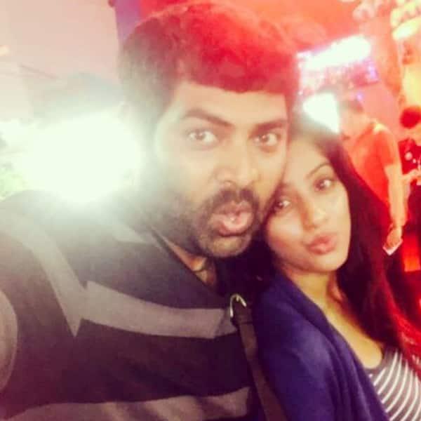 Deepika Singh with husband Rohit Raj Goyal in Bangkok