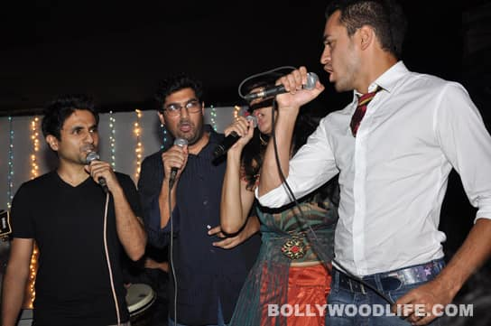 Delhi Belly's 'DK Bose' success party